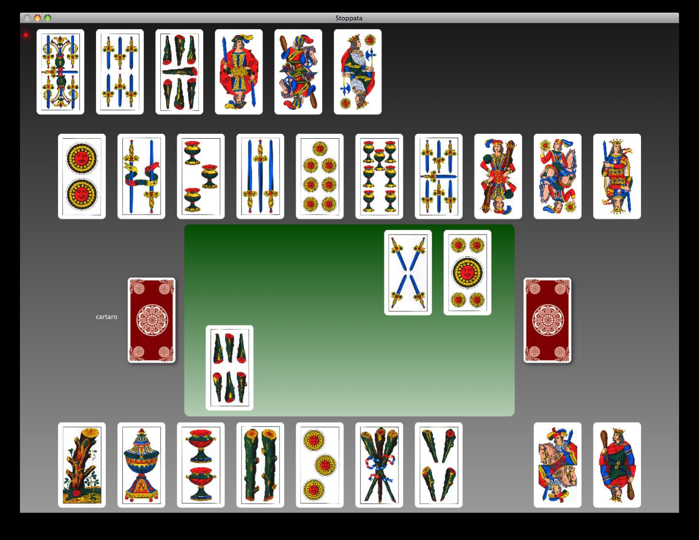 giochi di carte napoletane